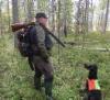 Lähtökuopissa Pudasjärven metsäkokeessa 2019