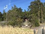Oriniemen partiomaja, Turku