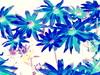 Sinikukkia/Blue flowers