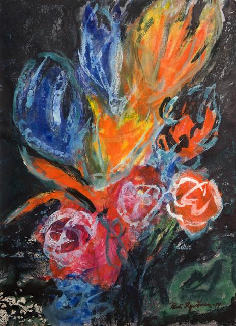 Yön kukkia/Flowers of night
