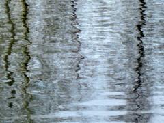 Heijastumia jäällä/Reflections on the ice