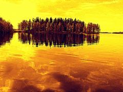 Kultainen auringonlasku/Golden Sunset