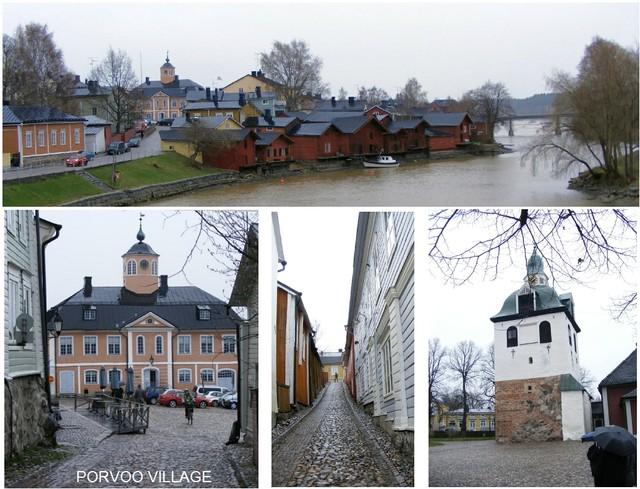 Porvoo village