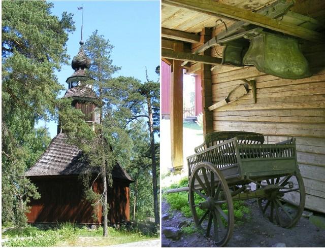 Seurasaari church