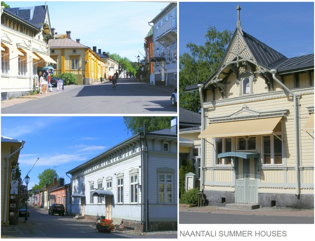 Naantali summer houses