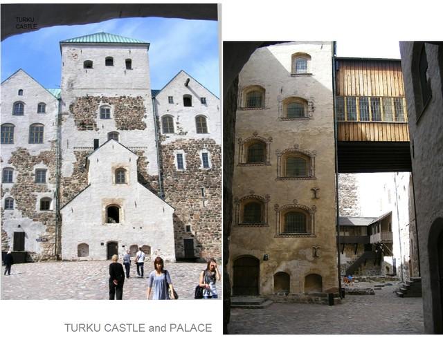 Turku castle & palace