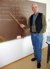 Kuva Opettaja-lehdestä vuodelta 2011