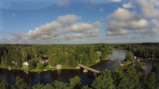 Huumanhaara Kymijoki kotka
