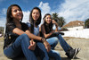 Jeunes filles Marocco