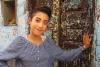 Une jeune fille du Maroc