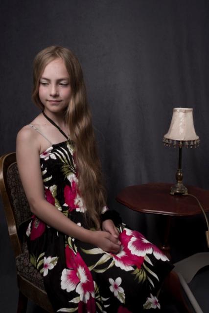 Portrait of Sofia