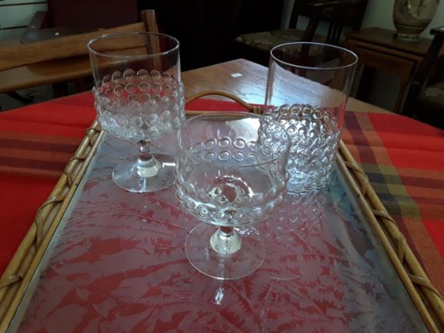Riihimäen lasi, Grappo lasit.