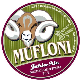 Mufloni Juhla Ale 20 v.