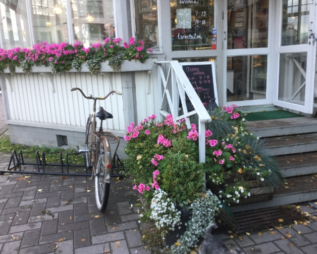 Lauttasaaren Cafe Mutteri