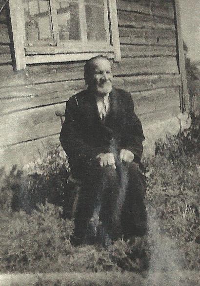 Runoilija Antti Piitulainen, syntynyt 1864.