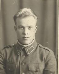 August Piitulainen, syntynyt 1918.