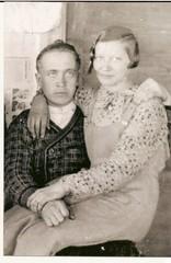 Viljo ja Tyyne Salmela 1936