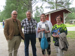Serkukset  Seppo, Tauno, Erja, Ulla