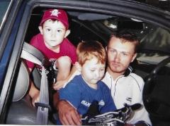Kai, Niklas ja Drew
