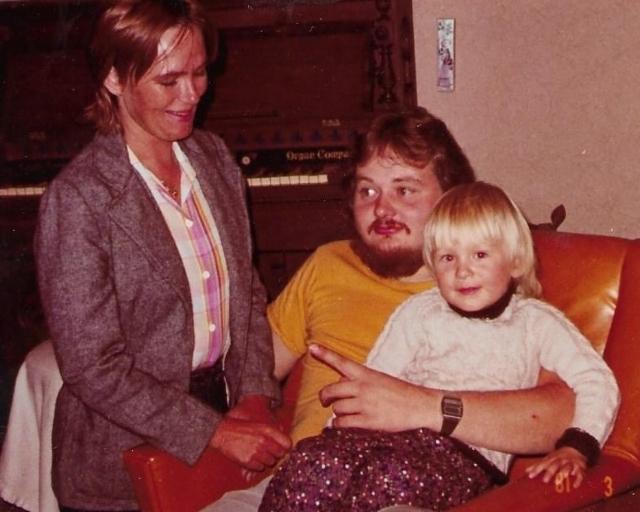 Lynette, Tapio ja Tapio Kai