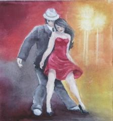 tanssien_akvarelli