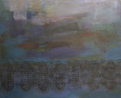 Hämärä 2, 2014, öljyvärimaalaus, 100x120cm