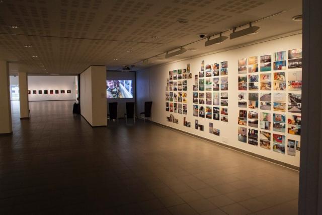 Kemin taidemuseo, näyttely 2014 Hallaa