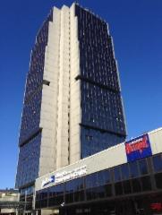 Hotellimme Radisson Blu