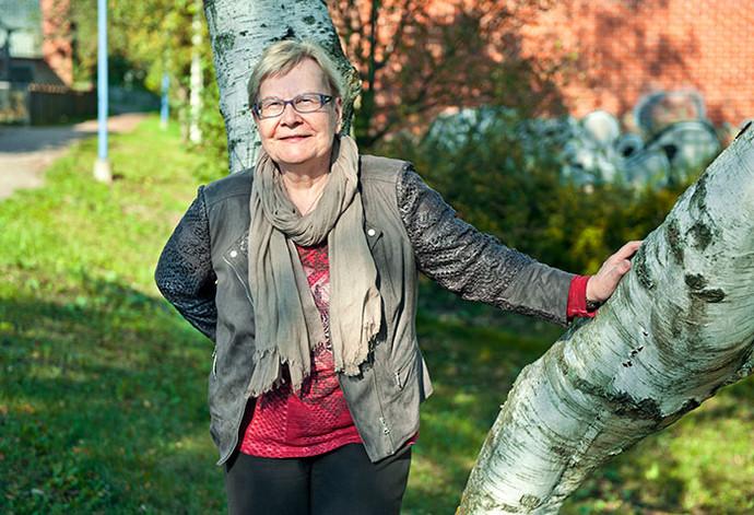 Pirkko Karjalainen