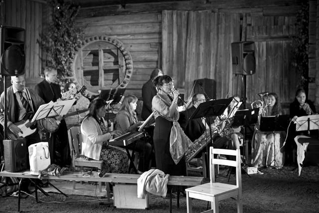 2008 AIV orkesteri Venetmäessä