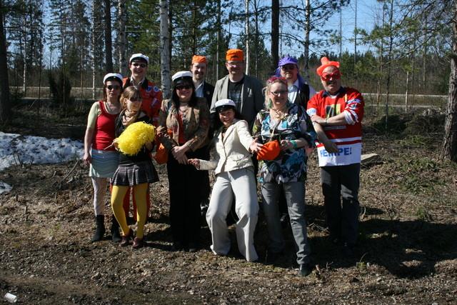 2009 AIV Vappuna