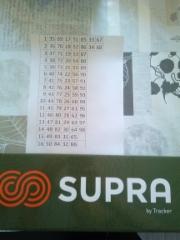 Trackerin Supra