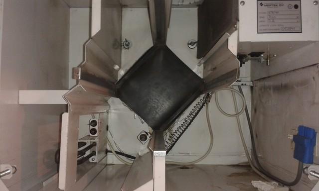 Likainen Lto-kone puhdistusta vailla