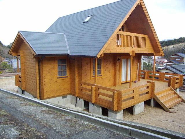 Japanilaiset talot 1