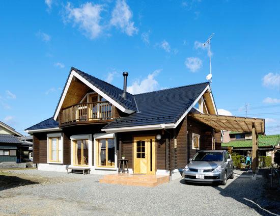 Japanilaiset talot 2
