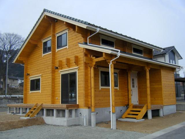 Japanilaiset talot 3