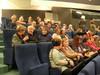 Kuvia kokouksen osanottajista