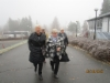 Turkulaiset tietysti mukana, edessä Liisa ja Mai-Lis