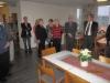 Vasemmalta Raimo Jokinen,Ritva Lindroos,Tuula Joensuu,Marja-Liisa Palasmaa, Anneli Mommo, Jouko Mäenpää ja Pekka Haverinen
