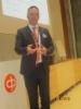 Omasairaalan toimitujohtaja Harri Aho kertoi sairaalan tulevaisuuden näkymistä