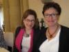 Matkanjohtajamme Kukka-Maaria ja Katriina