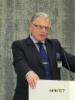 Puheenjohtaja Jouko Aaltonen avasi kokouksen