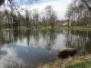 Olustveren kartanon puistoa