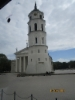Vilnan tuomiokirkon torni
