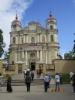 Pyhän Pietarin ja Pyhän Paavalin kirkko oli seuraava kohde