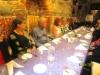 Tiistaina illastimme Lokys-ravintolassa