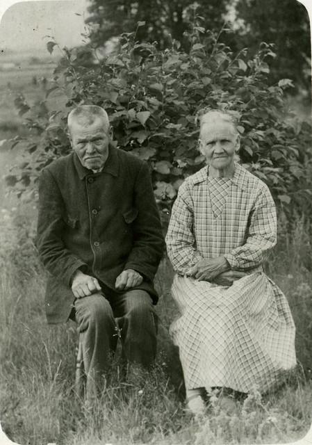 Saima Häkkisen isä ja äiti