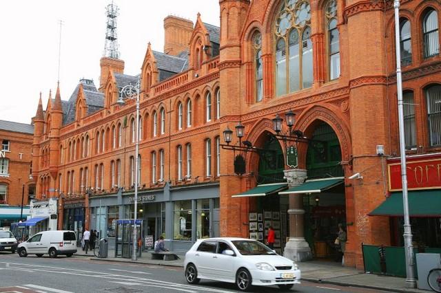 upeita dublinin rakennuksia