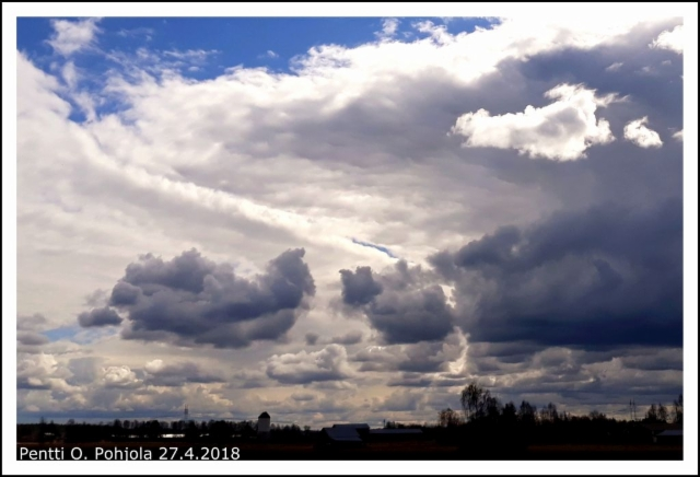 """Kauas pilvet karkaavat"""