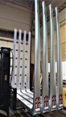 Terminatormallisto on suunniteltu kuumasinkityksen ehdoilla.